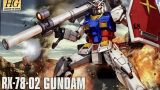 HG RX78-2 ガンダム(THE ORIGIN版)